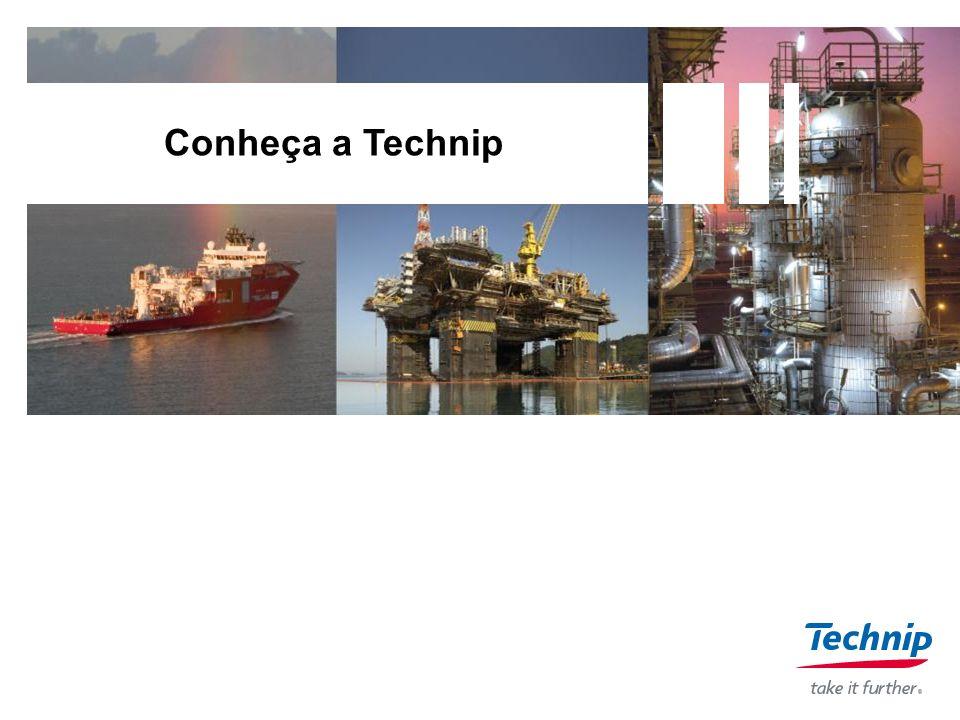 Conheça a Technip Bom [dia] a todos e sejam muito bem-vindos à nossa apresentação de hoje da nova e revitalizada marca Technip.